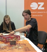 OZ на VI фестивале UNICON & GameExpo
